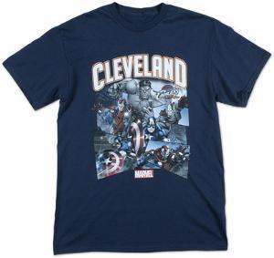 Cleveland Cavaliers- Avengers