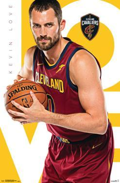 Cleveland Cavaliers - K Love 17