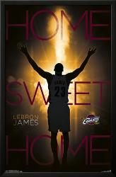 c732542f08c7e Affordable LeBron James Posters for sale at AllPosters.com