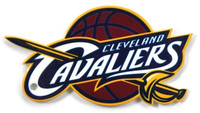Cleveland Cavaliers Steel Magnet