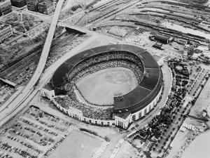 Cleveland's Municipal Stadium