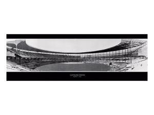 Cleveland Stadium, April 6, 1931