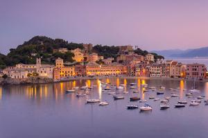 Bay of Silence, Sestri Levante, Genova province, Liguria, Italy. by ClickAlps
