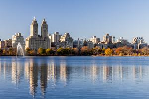 Central Park, New York City, USA by ClickAlps