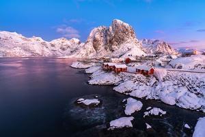 Hamnoy, Lofoten Islands, Norway by ClickAlps