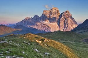 Monte Pelmo, Dolomites, San Vito di Cadore, Belluno, Veneto, Italy. by ClickAlps