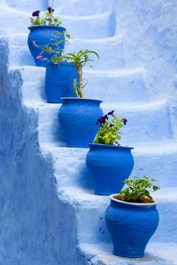 North Africa, Morocco,Chefchaouen district.Details of the city by ClickAlps
