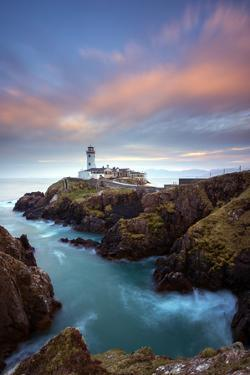 One of the lighthouses on the island, the Fanad Head, County Donegal, Ireland. by ClickAlps
