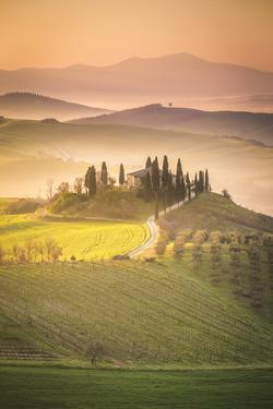 Podere Belvedere, San Quirico d'Orcia, Val d'Orcia, Tuscany, Italy by ClickAlps