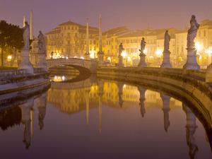 Prato della Valle square. Padova, Veneto, Italy. by ClickAlps