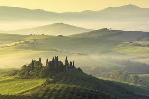 Val D'Orcia - Tuscany, Italy by ClickAlps