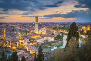 Verona, Veneto, Italy by ClickAlps