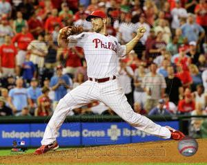 Cliff Lee 2011 Action