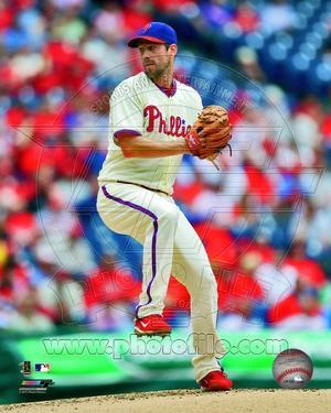 Cliff Lee 2012 Action