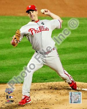 Cliff Lee Game 1 of the 2009 World Series
