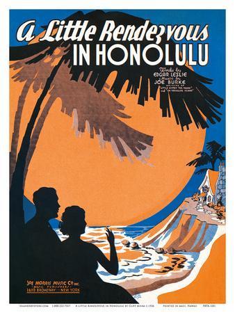 A Little Rendezvous in Honolulu