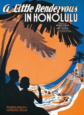 A Little Rendezvous in Honolulu by Cliff Miska
