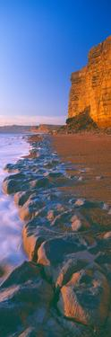 Cliff on the Beach, Burton Bradstock, Dorset, England