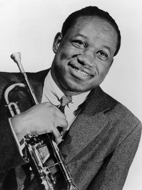 Clifford Brown (1930-1956) Jazz Trumpet Player in 1953