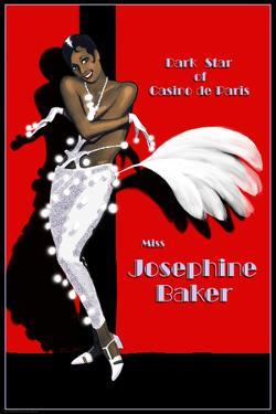 Josephine Baker by Clifford Faust