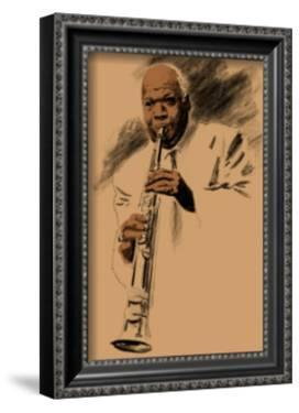 Sidney Bechet by Clifford Faust