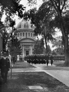 Midshipmen March from Sermon on the Grounds of the Naval Academy by Clifton R. Adams