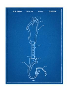 Climber's Caribiner Patent