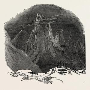 Climbing the Mont Blanc: the Aiguilles Sans Nom
