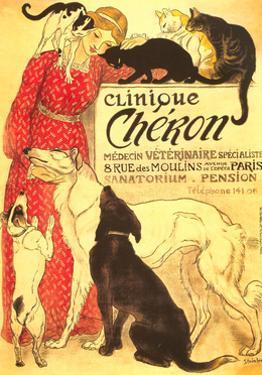 Clinique Cheron, Vet