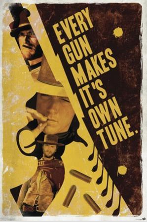 Clint Eastwood - Every Gun