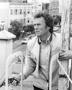 Clint Eastwood, Magnum Force (1973)