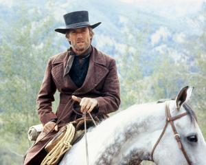 Clint Eastwood - Pale Rider