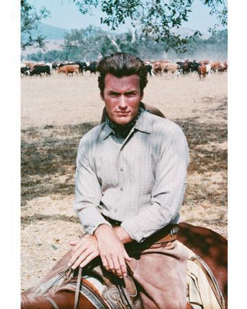 Clint Eastwood - Rawhide