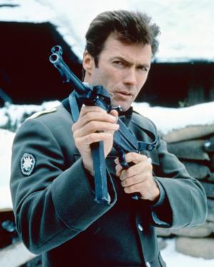 Clint Eastwood - Where Eagles Dare