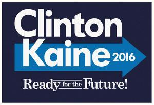Clinton-Kaine Ready For The Future