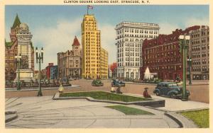 Clinton Square, Syracuse, New York