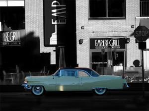 1955 Cadillac Coupe de Ville by Clive Branson