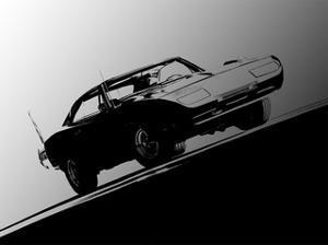 1969 Dodge Daytona by Clive Branson