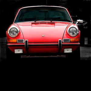 1970 Porsche 911 Targa by Clive Branson