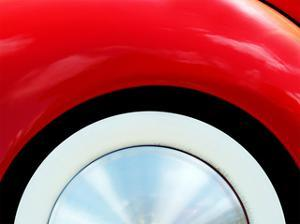 39 Ford Deluxe Wheel & Fender by Clive Branson