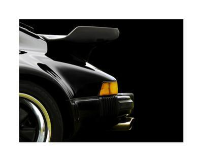 78 Porsche 930 Back Wing 2 by Clive Branson