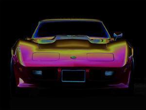 Corvette Stingray by Clive Branson