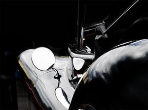 Jaguar XK120 by Clive Branson