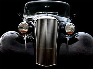 Vintage Chevrolet by Clive Branson