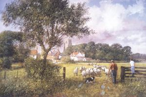 Into New Pastures by Clive Madgwick