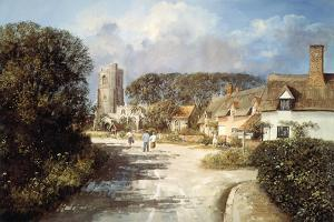 Summer's Day by Clive Madgwick