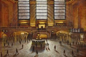 Grand Central Station by Clive McCartney