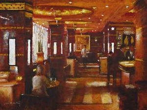 The Rivoli Bar, The Ritz by Clive McCartney