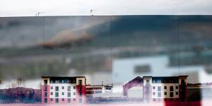 Conceptual Image of Building by Clive Nolan