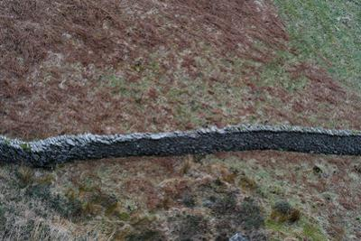 High View of Stone Wall